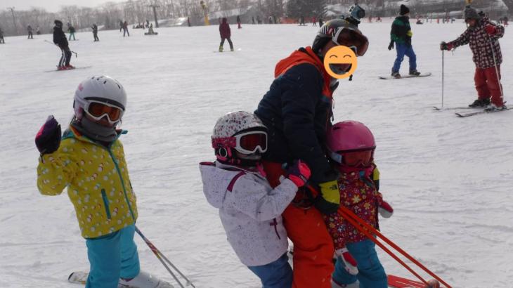 パパスキーヤーが「家族でスキー」を絶対おすすめする5つの理由