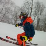 パパスキーヤーが教えるだれでもできるスキーメソッド「④まさに目からウロコ!!劇的に滑りがカッコよくなる目線のコントロール」