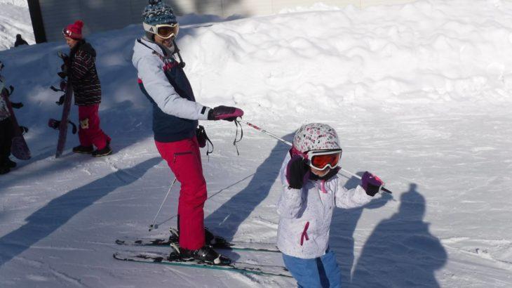 パパスキーヤーの実体験「子供は何歳からスキーが滑れるようになるのか?」