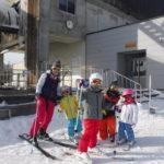 パパスキーヤーのスキーレポート「18/12/16 全面オープンのかぐらスキー場でシーズン初滑り」