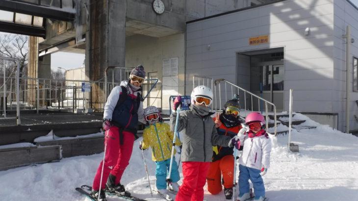 パパスキーヤーのスキーログ「18/12/16 全面オープンのかぐらスキー場でシーズン初滑り」