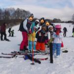パパスキーヤーのスキーログ「18/12/22 野沢温泉スキー場でおいしいゲレ食と異国情緒を堪能」