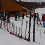 パパスキーヤーのスキーレポート「18/12/23 野沢温泉スキー場でひろーい緩斜面とやっぱりおいしいゲレ食を楽しむ」