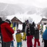 パパスキーヤーのスキーレポート「18/12/30 年末寒波のタングラムでフワッフワのパウダーを家族3世代で楽しむ」