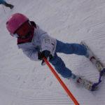パパスキーヤーの子供スキー教室「③滑り方よりまず止まり方!!最初に教える3つの止まり方」