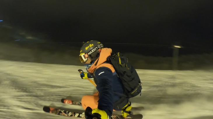 パパスキーヤーが教える誰でもできるスキーメソッド「⑧動きのある滑りを手に入れろ!!股関節の使い方」