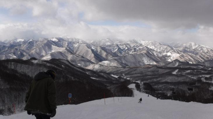 パパスキーヤーのスキーログ「19/1/19 パウダー・地形・急斜面・緩斜面がギュッと詰まった宝台樹が最高すぎた」