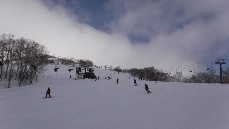 パパスキーヤーのスキーログ「19/1/25-27 やっぱりニセコはすごい!!を感じた3日間 アンヌプリ編」