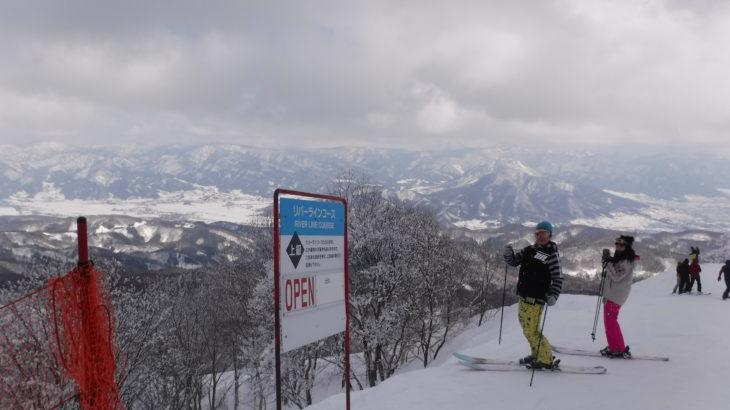 パパスキーヤーのスキーレポート「19/2/17 普通のゲレンデが滑れなくなるくらい楽しいツリーラン祭り@斑尾」