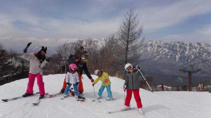 パパスキーヤーのスキーレポート「19/3/2-3 パワー溢れる戸隠で絶景とゲレ食とお祭りを楽しむ」