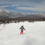 パパスキーヤーの子供スキー教室「中級編③低速で急斜面を滑れるようになるための練習方法」