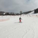 パパスキーヤーの子供スキー教室「中級編①とりあえずパラレルターンができたら次ぎに目指す滑りはコレだ!!」