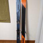 パパスキーヤーのスキー選び「Atomic BENT CHETLER 100 19/20モデルを購入」