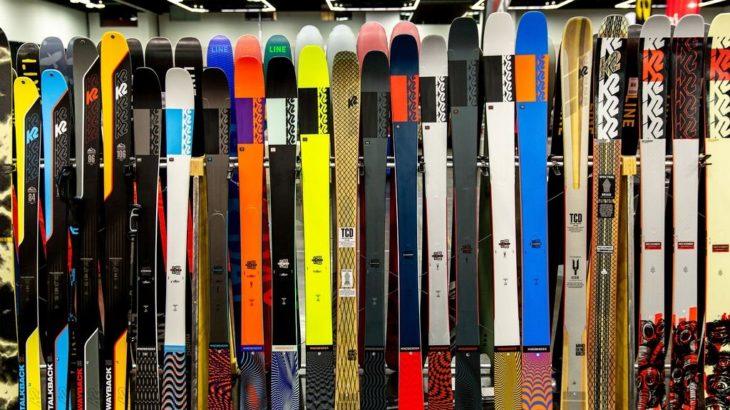 パパスキーヤーのスキー選び「2020/2021 スキーニューモデル情報 K2編」