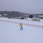パパスキーヤーのスキーログ「20/2/10-11 練習にぴったりの戸隠で子供たちがモリモリ上達①」