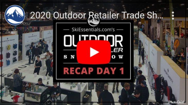 パパスキーヤーのスキー選び「20/21 ニューモデル超速報@Outdoor Retailer 2020 Denver」