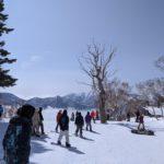 パパスキーヤーのスキーログ「20/3/1 ロングクルージングは最長8.5kmの妙高杉ノ原で決まり!!」