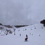 パパスキーヤーのスキーログ「20/3/8  近い安い旨いオグナほたかを満喫」