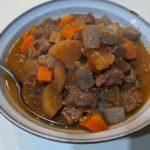パパスキーヤーの楽ウマおやこクッキング「めっちゃ安い牛スネ肉を煮込んでみたら絶品だった」
