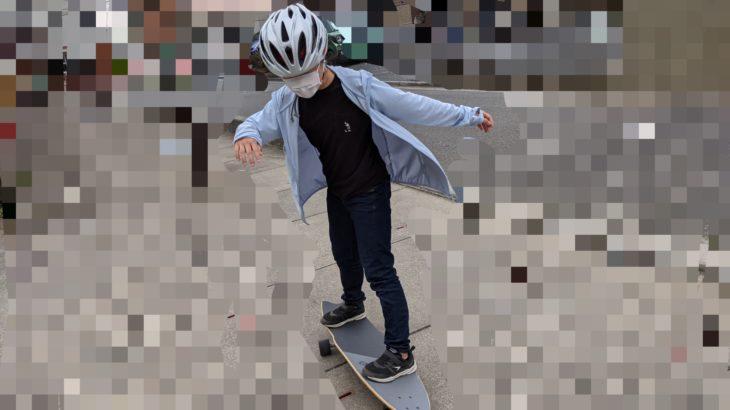 パパスキーヤーのすごもり「3輪サーフスケートSHARK ATTACKはほんとに簡単だった」