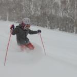 パパスキーヤーのスキーログ「20/12/19-20 豪雪の志賀高原でゲレパウ」