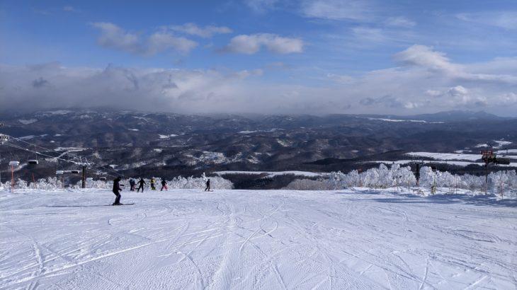 パパスキーヤーのスキーログ「20/12/11-13 ルスツでシーズンイン」