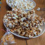 パパスキーヤーの楽ウマ料理「キャラメルポップコーンって家で作れるの知ってた?」