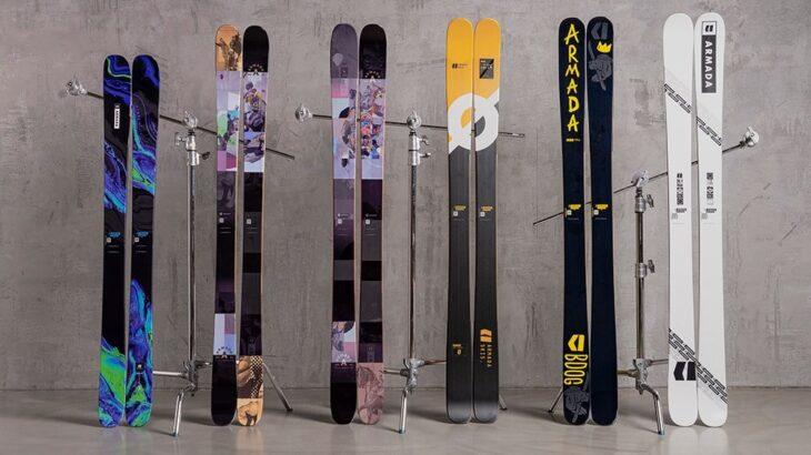 パパスキーヤーのスキー選び「2021/2022 スキーニューモデル情報 Armada編」